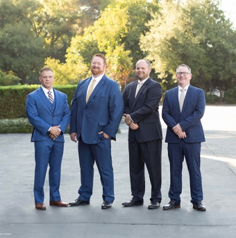 The legal team at Del Rio & Caraway, P.C.