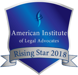 American Institute of Personal Injury Attorneys Excellent Client